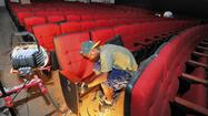 Region's movie theaters staging a comeback