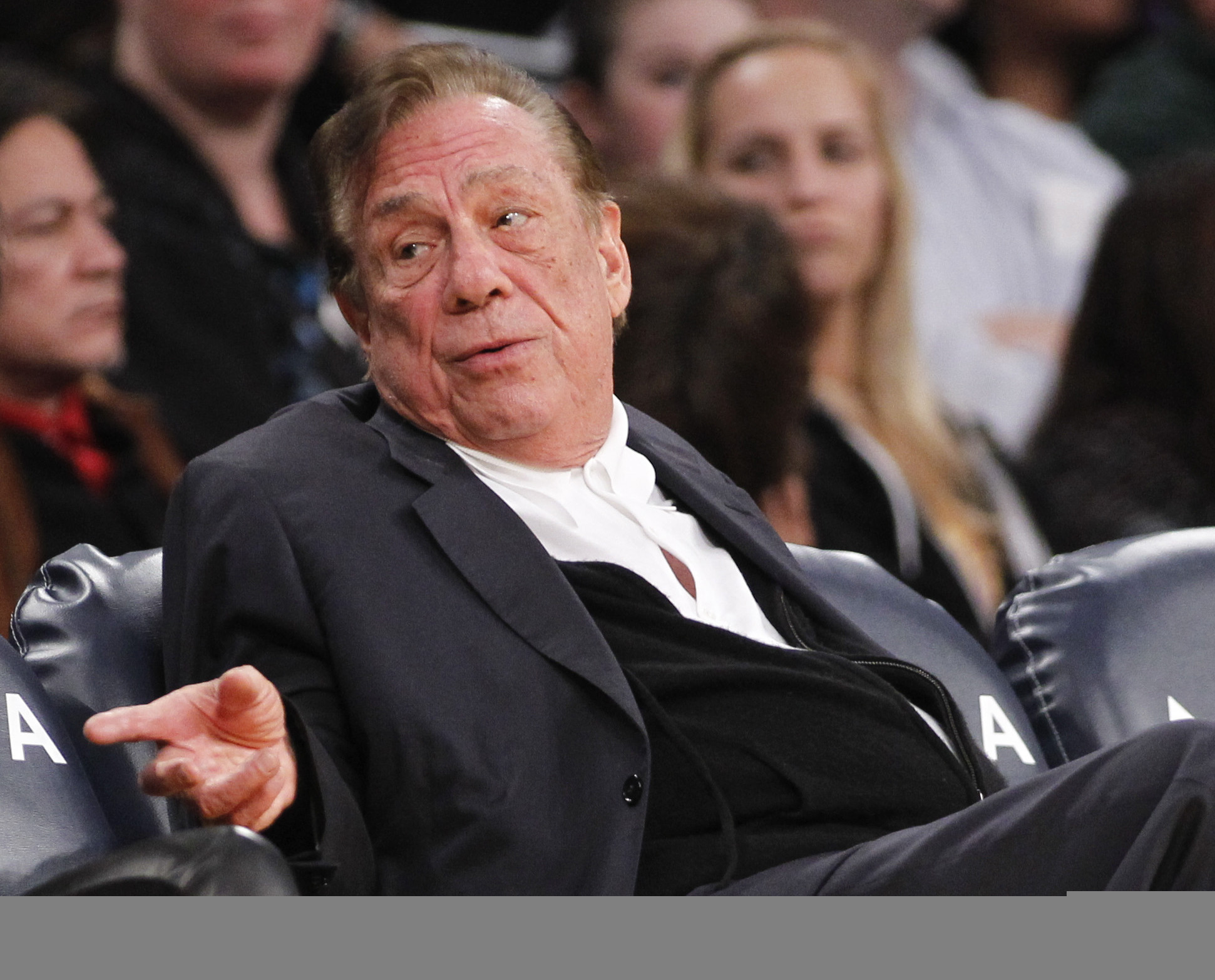 Donald Sterling calls wife 'pig' after her testimony in Clippers hearing