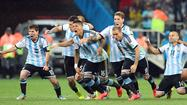 Argentina advances to World Cup final after beating Netherlands