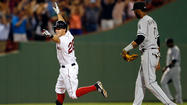 Sox Game Day: Lead Red Sox 4-0
