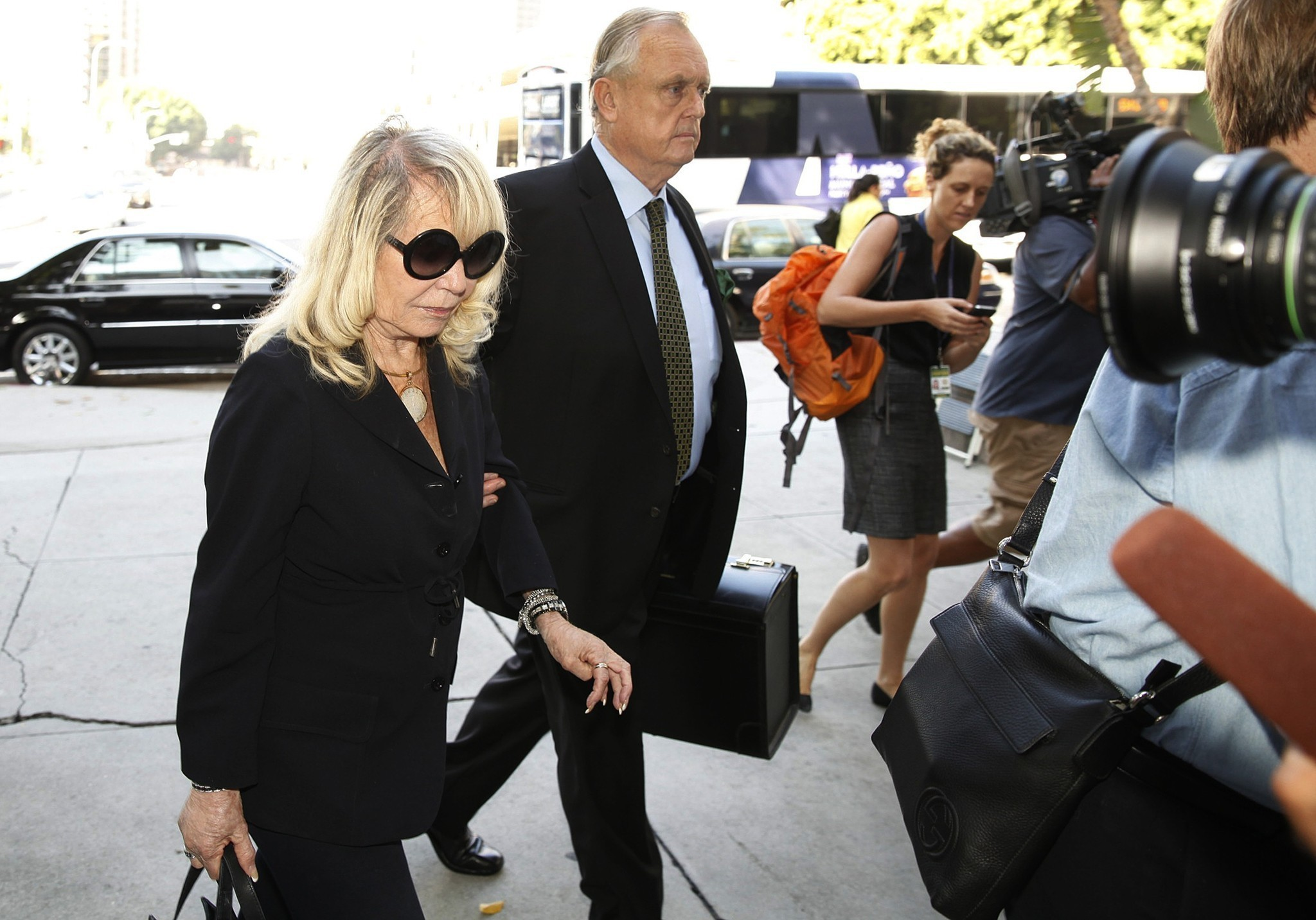 Donald Sterling to Shelly: 'Get away from me, you pig!'