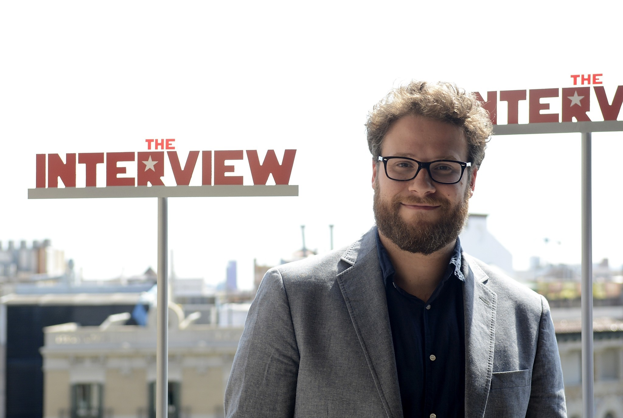 North Korea files U.N. complaint over Seth Rogen film 'The Interview'