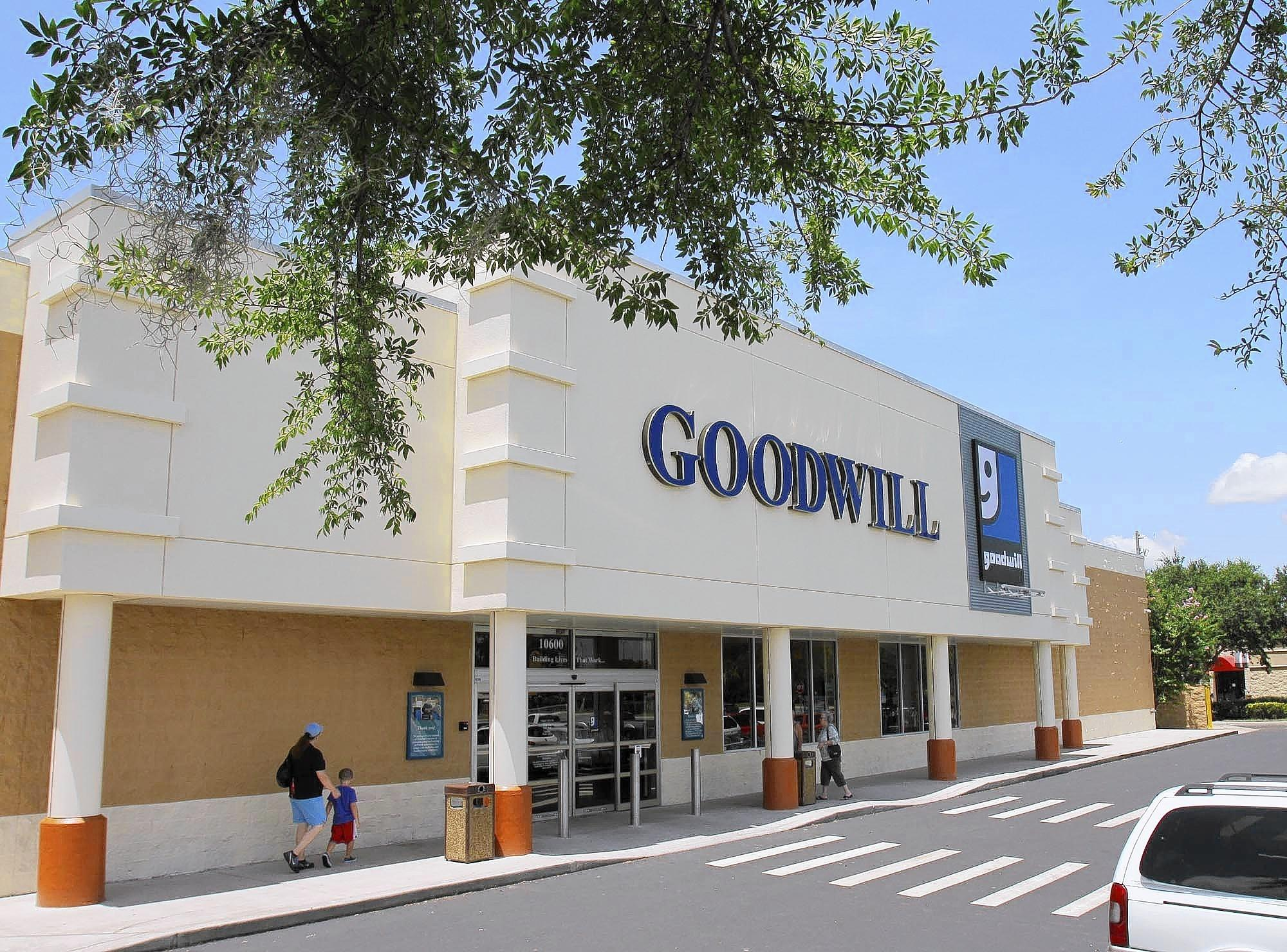 The new Goodwill store is open in Leesburg.