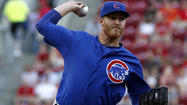 Young Cubs fall to Reds as streak reaches 6 games