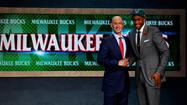 Bucks strike deal with No. 2 pick Parker