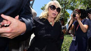 Shelly Sterling regarding Donald: 'I couldn't believe that was him'