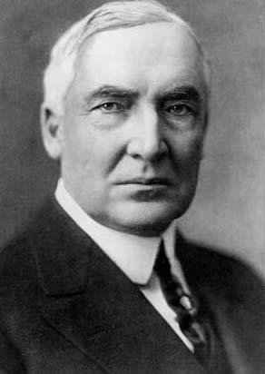 Former President Warren Harding's love letters to his mistress will be published online later this month.