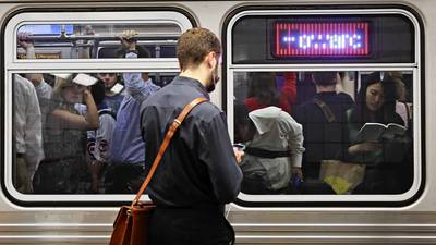 CTA to upgrade subway wireless service to 4G