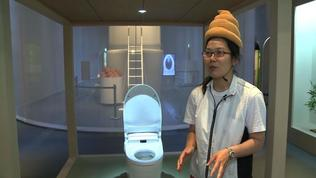 News flush: Japanese toilet exhibition making a splash