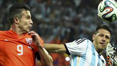 Netherlands lose to Argentina in shootout [Video]