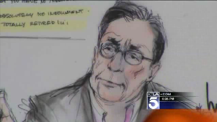Donald Sterling calls wife 'Pig' after testimony in Clippers hearing [video]