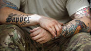 Army's tighter tattoo policy may mean fewer -- but better -- recruits