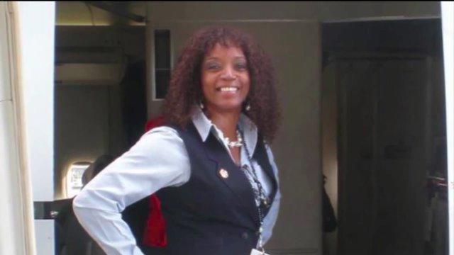 Video: Flight attendant found dead in trunk of car
