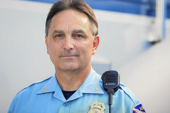 Howard County Police chief Gary Gardner