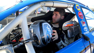 Driven: UM medical student racing his way to NASCAR