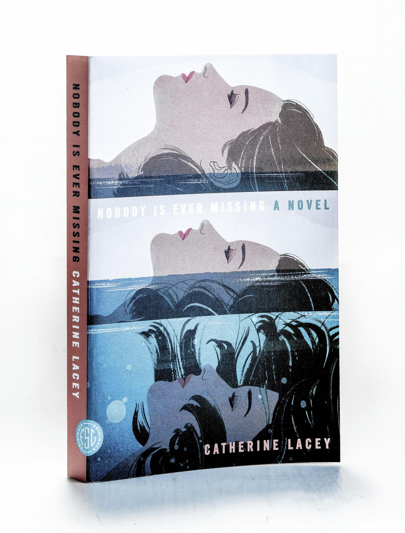 "In Catherine Lacey's debut novel ""Nobody Is Ever Missing,"" a woman heads for New Zealand after leaving her husband."
