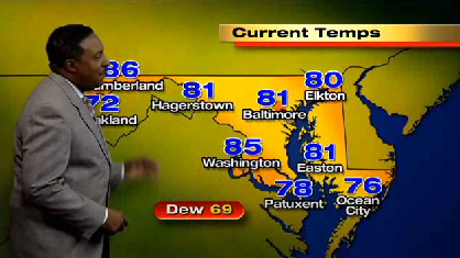 WJZ Thursday weather update [Video]