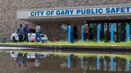 Services set for Gary police officer