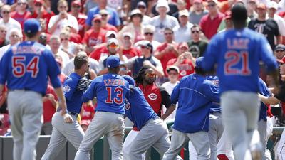 Cubs Game Day: Cubs fight for 4-4 tie in 11th