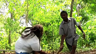 Video: Art of Haitian machete fighting revived