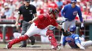 Photos: Cubs at Reds