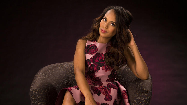Kerry Washington talks about her Emmy nomination