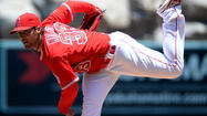 Angels put pitcher C.J. Wilson on 15-day disabled list