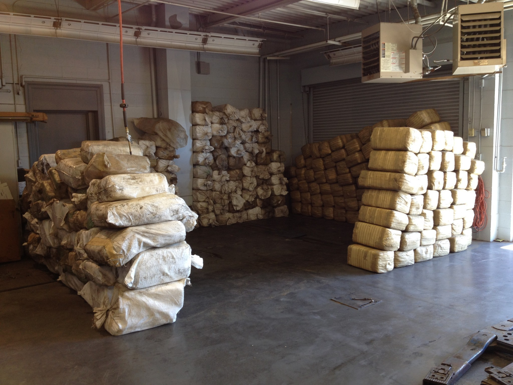 Bakersfield police find $76 million in marijuana in U-Haul truck