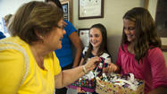 Rubber Band Bracelets Bring Smiles, Hope To Cancer Patients