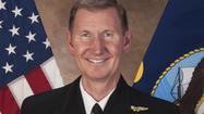 Carter to take command of Naval Academy this month