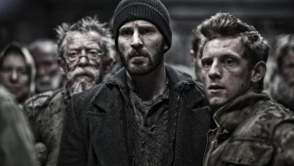 "<i> ***1/2 (out of four)</i><br> <b>What we said:</b> ""Though it sounds like a metal band, 'Snowpiercer' is a riveting sci-fi adventure only a few steps down from 'Dark City' or 'Children of Men.' It pummels forward like the train on which the action is set, and you don't particularly want to reach the end."" <i>-- Matt Pais </i><br><br><a target=""_blank"" href=""http://www.redeyechicago.com/entertainment/movies/redeye-snowpiercer-is-killer-trainsparring-20140626,0,7655994.column""<b>Click here for our full review</a>"
