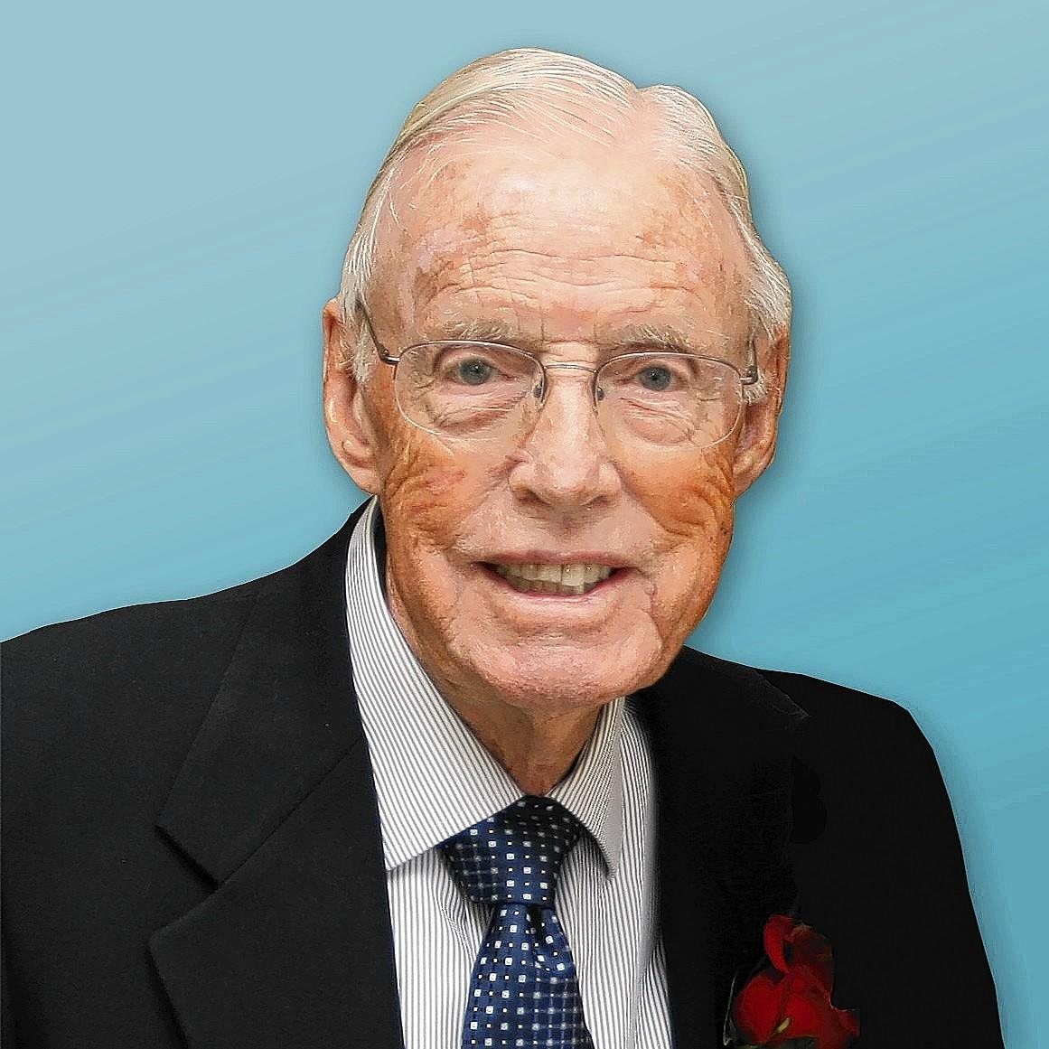 Stewart Owen had a knack for kind-hearted leadership. Owen died Saturday, July 5. He was 92.
