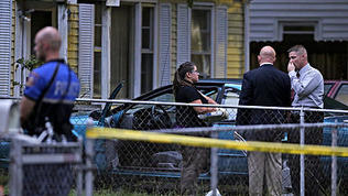 Video: Homicide in the 300 block of Shawen Drive in Hampton