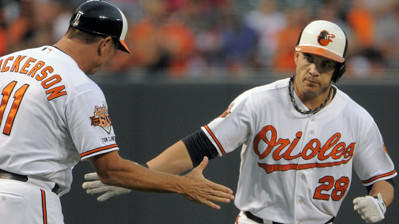 With 4-3 win over Nationals, Orioles reach 50 victories in their fewest games since 1997
