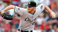 Chris Sale named to 3rd All-Star team
