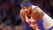 Carmelo Anthony still mum on where he will play next season