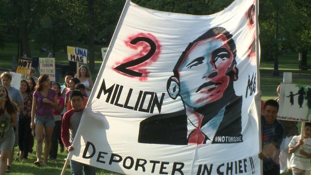 Calls For Immigration Reform In New Haven