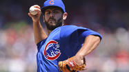 Cubs' Arrieta ready to lead in final start of half