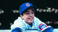 'Rookie of the Year' star returning to Wrigley Field