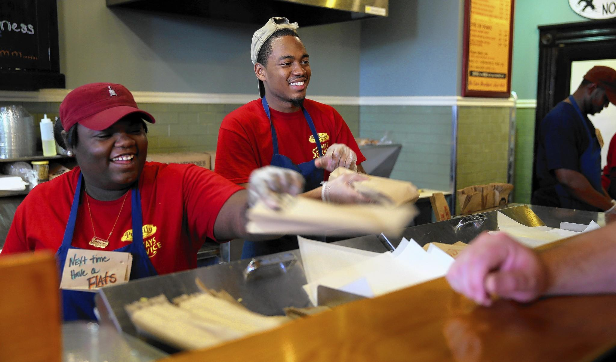 Potbelly may not be doing enough to attract consumers looking for items such as gluten-free offerings, analysts say.