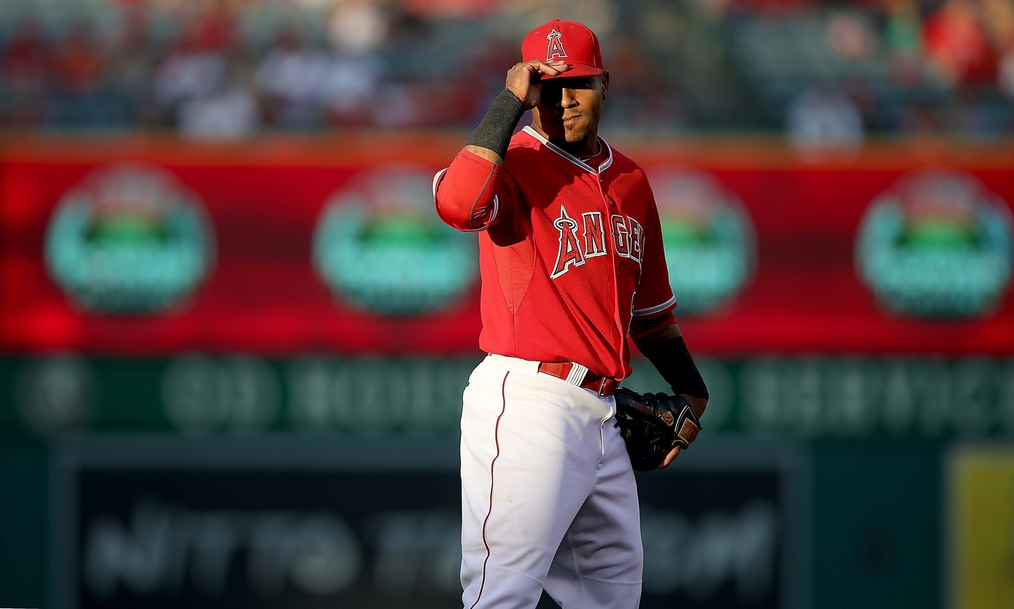 Angels' Erick Aybar added to All-Star team as an injury replacement