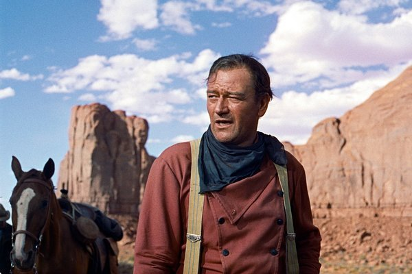 John Wayne heirs Duke it out with university