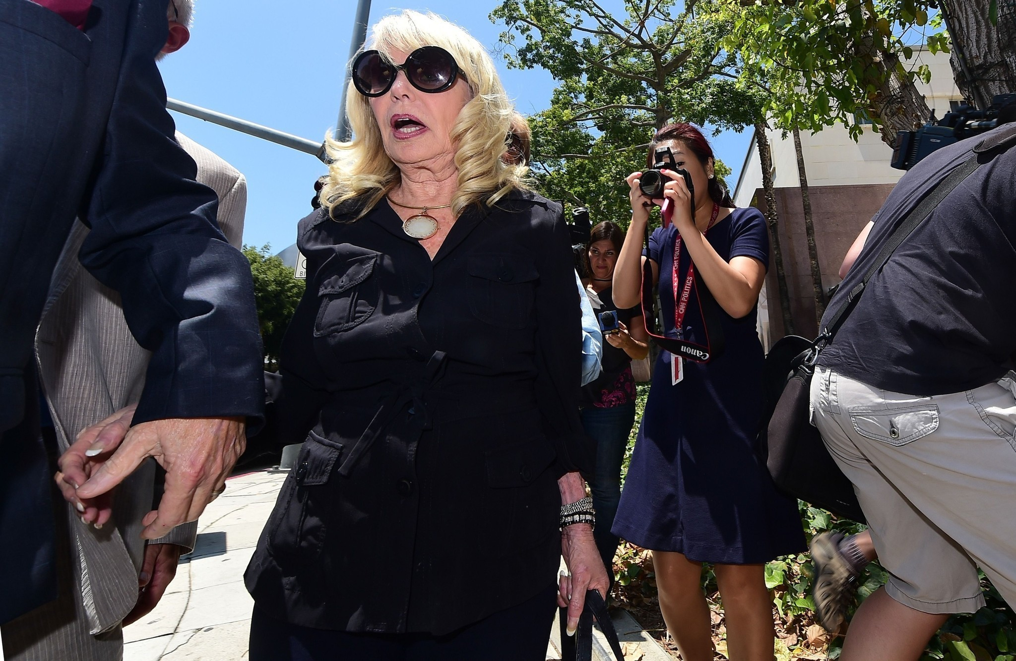 Shelly Sterling testifies she learned late of Donald incapacity finding