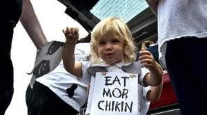 Free food Friday! Offers for Chick-fil-A, Slurpees, Krispy Kreme
