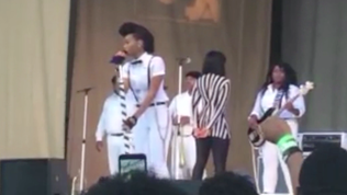 Janelle Monae addresses Chicago violence