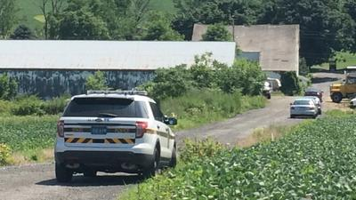 Nazareth man stabbed to death on Moore Township farm