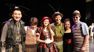 BRAVO Set World Premiere of James and the Giant Peach Jr