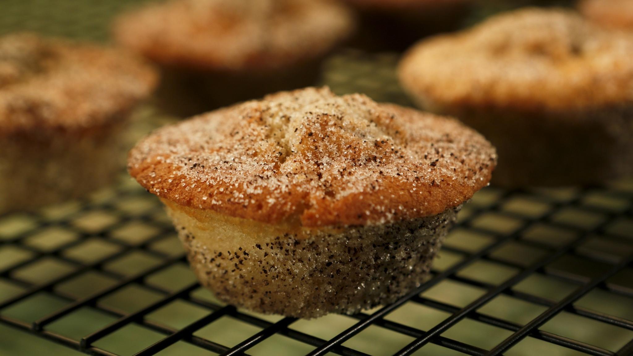 Sweet Butter's coffee doughnut muffins