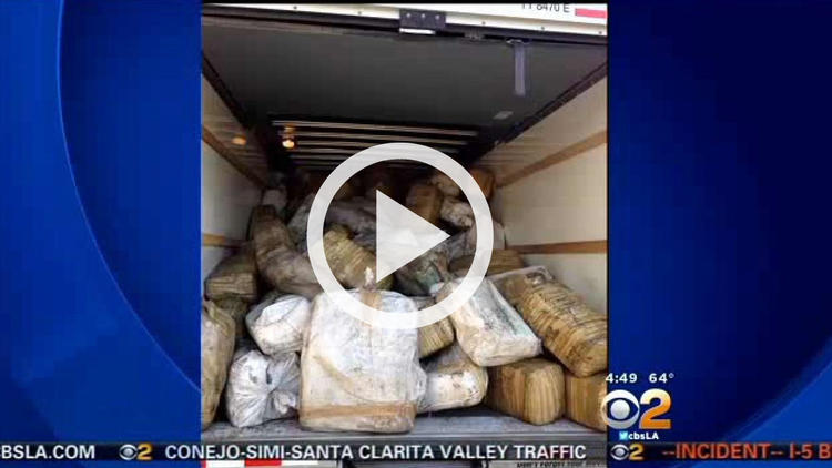 Bakersfield Police Make $76M Marijuana Bust