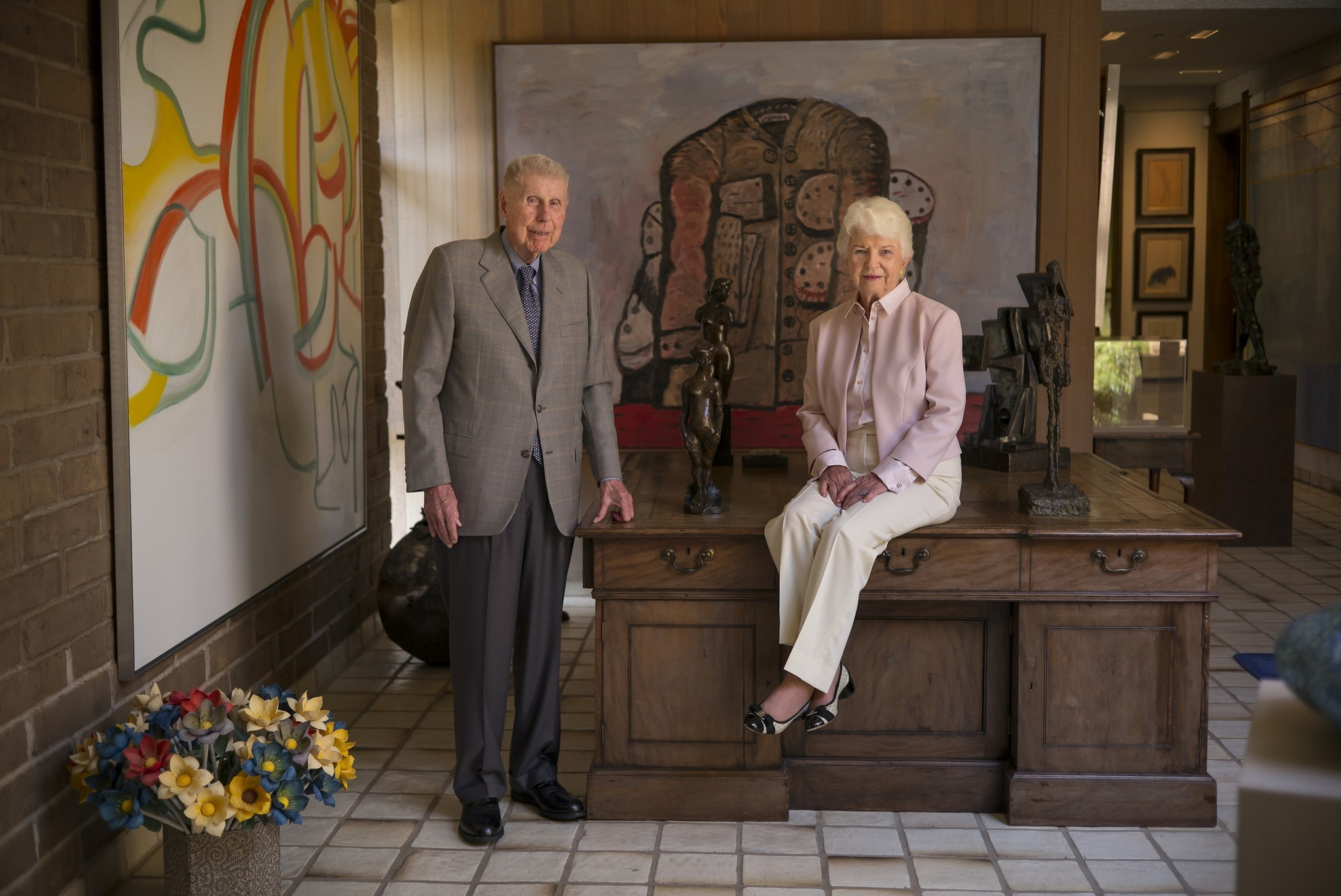 stanford s anderson collection museum to feature trove of couple s